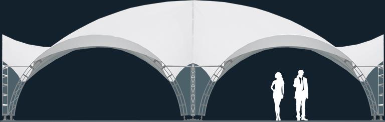 Модель ArcoTenso Grand 256м2