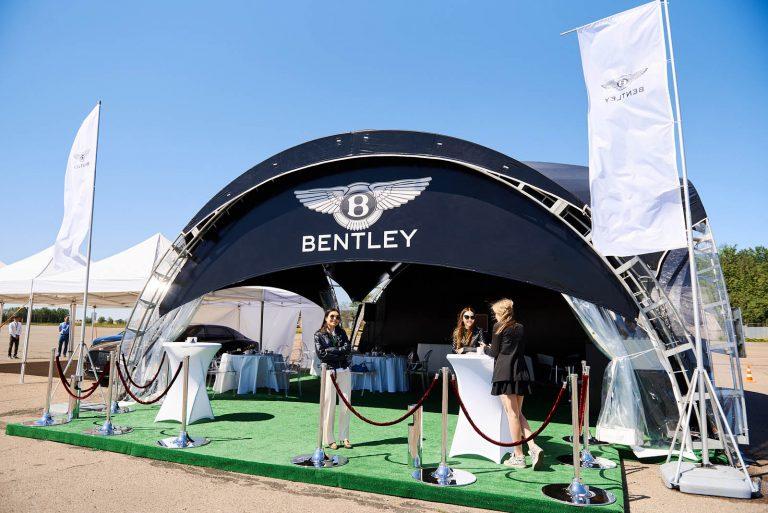 Конструкция ArcoTenso Dune для Bentley